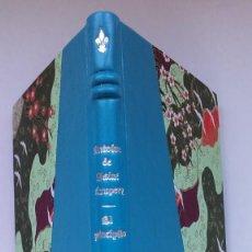 Libros antiguos: EL PRINCIPITO (2002) / ANTOINE DE SAINT-EXUPÉRY. CHIRRE: SANTA BARBARA ¡¡ENCUADERNACIÓN ARTESANAL!!. Lote 150836086