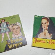 Libros antiguos: JUANA LA LOCA Y LA REINA VIRGEN. Lote 151272518