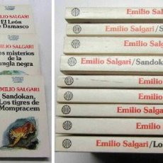 Libros antiguos: CLÁSICOS JUVENILES PLANETA 1987 25 TÍTULOS. Lote 151415122