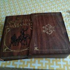 Libros antiguos: PRECIOSA EDICIÓN DE EL QUIJOTE 1971 ILUSTRACIONES VELA ZANETTI. Lote 151518590