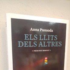 Libros antiguos - Els llits dels altres Anna Punsola - 151414730