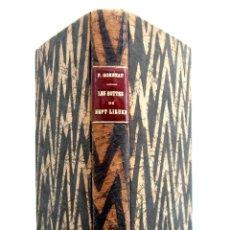 Libros antiguos: 1922 - LITERATURA INFANTIL ILUSTRADA - LAS BOTAS DE SIETE LEGUAS - GONNEAU LES BOTTES DE SEPT LIEUES. Lote 152044306