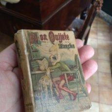 Libros antiguos: LIBRO DON QUIJOTE DE LA MANCHA - 1902 - SATURNINO CALLEJA -. Lote 152193937
