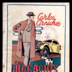 Libros antiguos: LIBRO, COLECCION LA ESCENA, MECACHIS QUE GUAPO SOY. 1943.. Lote 152655190