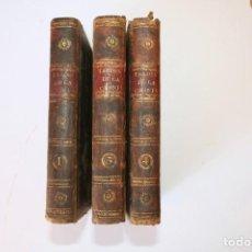 Libros antiguos: TARDES DE LA GRANJA, TOMOS 1, 3 Y 4. AÑO 1816. Lote 153080126