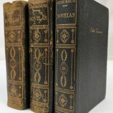 Libros antiguos: 3 NOVELAS. COLECCIÓN CLÁSICOS CONTEMPORÁNEOS. VV. AA. EDIT. PLANETA. BARCELONA1958. Lote 153325830