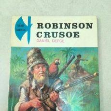 Libros antiguos: ROBINSON CRUSOE. Lote 153541590