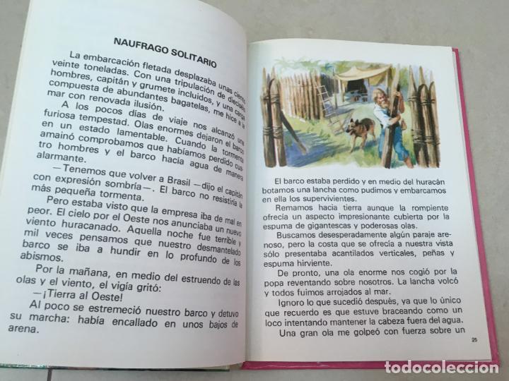 Libros antiguos: ROBINSON CRUSOE - Foto 3 - 153541590