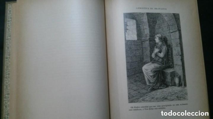 Libros antiguos: GENOVEVA DE BRAVANTE-CRISTÓBAL SCHMID-(LIBRERIA MONTSERRAT-1905) - Foto 8 - 178174360