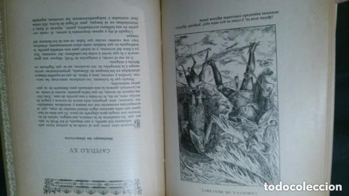 Libros antiguos: GENOVEVA DE BRAVANTE-CRISTÓBAL SCHMID-(LIBRERIA MONTSERRAT-1905) - Foto 11 - 178174360