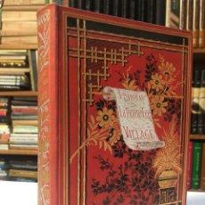 Libros antiguos: LA PETITE FÉE DU VILLAGE. SANDEAU, JULES. HETZEL, BIBLIOTHEQUE D´EDUCATION ET... C. 1870. GRABADOS.. Lote 154692094