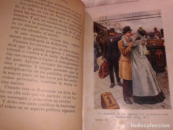 Libros antiguos: MIMOS DE NIÑA, BIBLIOTECA SELECTA, 1936 - Foto 3 - 155663450