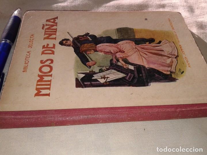 Libros antiguos: MIMOS DE NIÑA, BIBLIOTECA SELECTA, 1936 - Foto 5 - 155663450