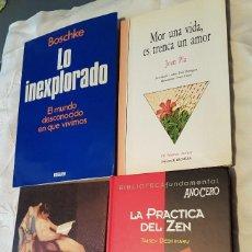 Libros antiguos: LOTE: 4 BONITOS LIBROS DE NOVELA, VARIOS AUTORES . Lote 155693790