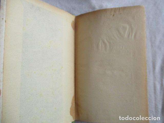 Libros antiguos: EL SHERIFF. Enrique Spalding. - Foto 5 - 157017842