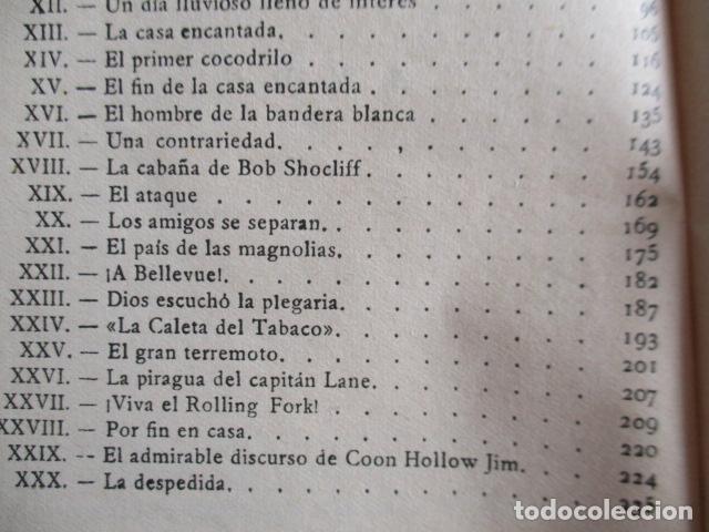 Libros antiguos: EL SHERIFF. Enrique Spalding. - Foto 9 - 157017842