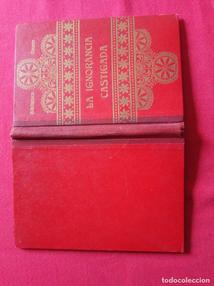 Libros antiguos: LA IGNORANCIA CASTIGADA.C.SCHMID.1925. - Foto 2 - 158749146