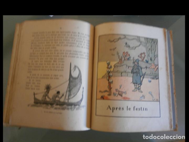 Libros antiguos: Robinson Crusoé. Daniel De Foé - Foto 3 - 158897110