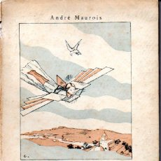 Libros antiguos: ANDRÉ MAUROIS : VIATGE AL PAÍS DE LES 36.000 VOLUNTATS (PROA, 1929) CATALÁN. Lote 159892814