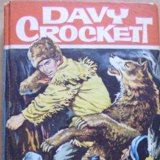 Libros antiguos: LOTE Nº 21 DAVY CROCHETT EL HACHA DE GUERRA N 27 EDICIONES BRUGUERA. Lote 160048898