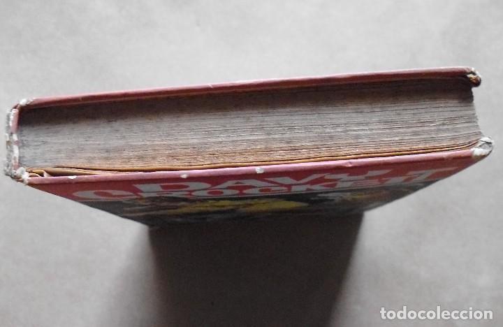 Libros antiguos: LOTE Nº 21 DAVY CROCHETT EL HACHA DE GUERRA N 27 EDICIONES BRUGUERA - Foto 5 - 160048898