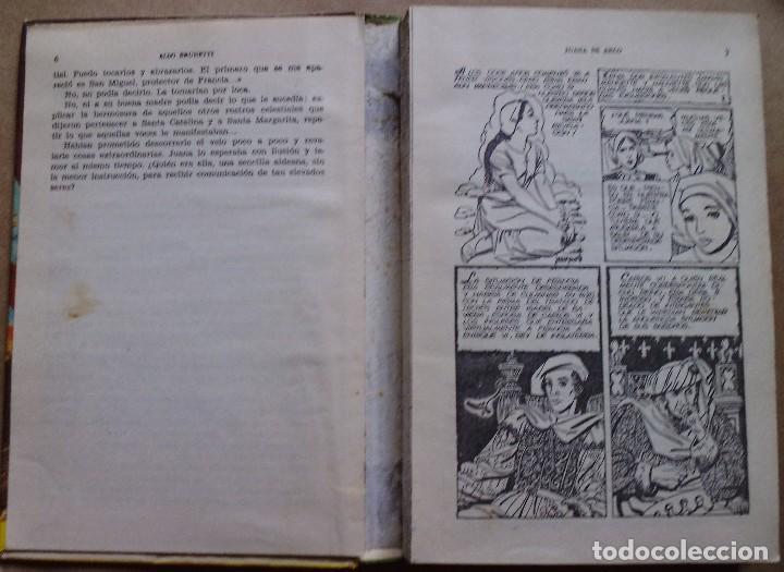 Libros antiguos: LOTE Nº 23 JUANA DE ARCO POR ALDO BRUNETTI EDICIONES BRUGERA - Foto 2 - 160051034