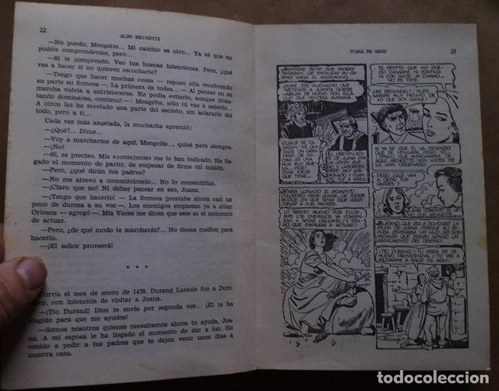 Libros antiguos: LOTE Nº 23 JUANA DE ARCO POR ALDO BRUNETTI EDICIONES BRUGERA - Foto 3 - 160051034