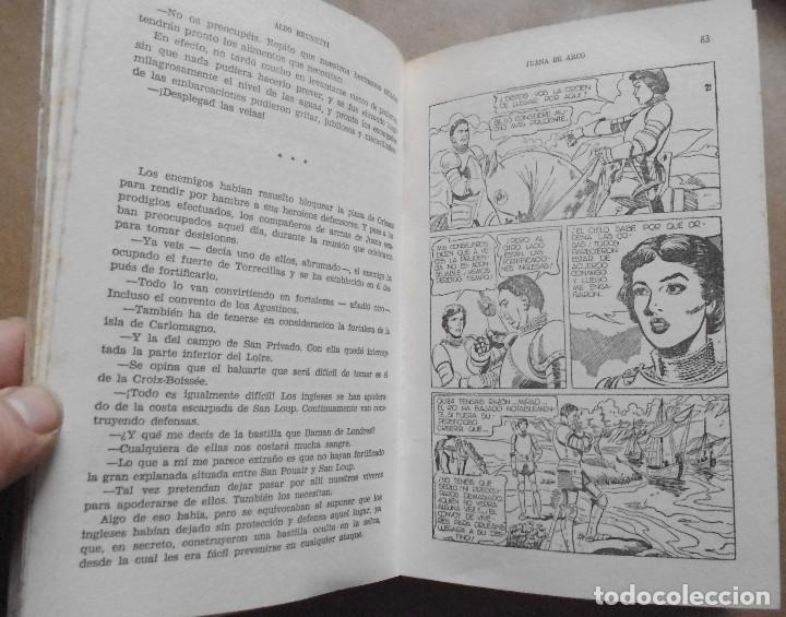 Libros antiguos: LOTE Nº 23 JUANA DE ARCO POR ALDO BRUNETTI EDICIONES BRUGERA - Foto 9 - 160051034