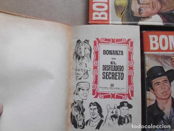 Libros antiguos: LOTE Nº 20 BONANZA 3 LIBROS Nº 34-42 Y 62 EDICIONES BRUGERA - Foto 3 - 160052114