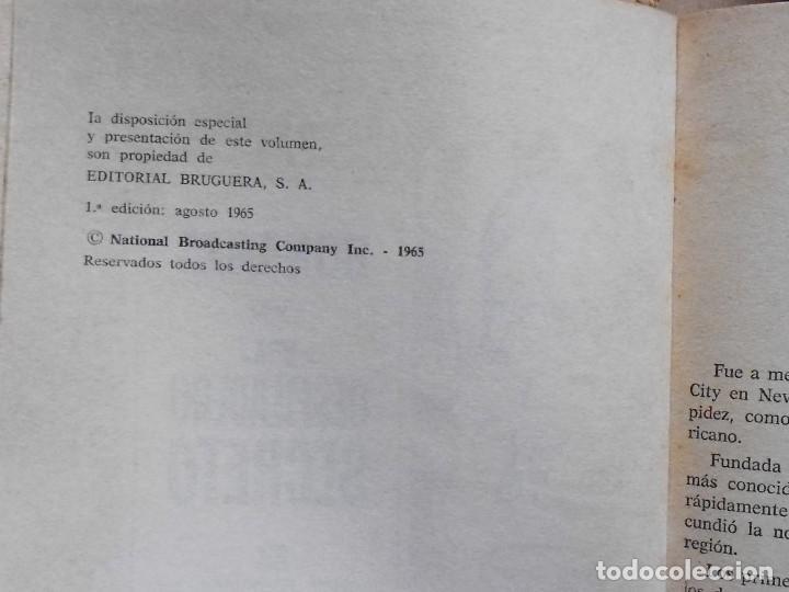 Libros antiguos: LOTE Nº 20 BONANZA 3 LIBROS Nº 34-42 Y 62 EDICIONES BRUGERA - Foto 4 - 160052114