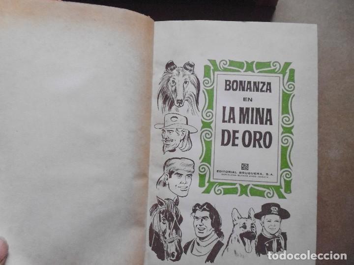 Libros antiguos: LOTE Nº 20 BONANZA 3 LIBROS Nº 34-42 Y 62 EDICIONES BRUGERA - Foto 6 - 160052114