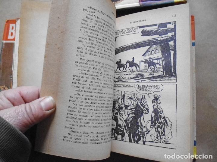 Libros antiguos: LOTE Nº 20 BONANZA 3 LIBROS Nº 34-42 Y 62 EDICIONES BRUGERA - Foto 8 - 160052114