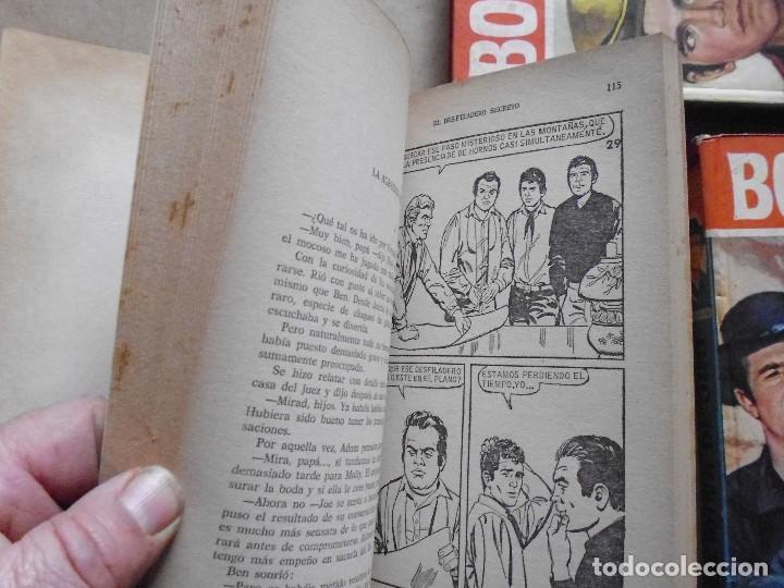 Libros antiguos: LOTE Nº 20 BONANZA 3 LIBROS Nº 34-42 Y 62 EDICIONES BRUGERA - Foto 9 - 160052114