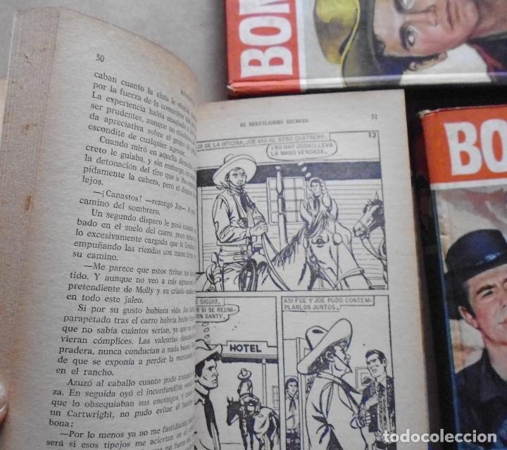 Libros antiguos: LOTE Nº 20 BONANZA 3 LIBROS Nº 34-42 Y 62 EDICIONES BRUGERA - Foto 10 - 160052114