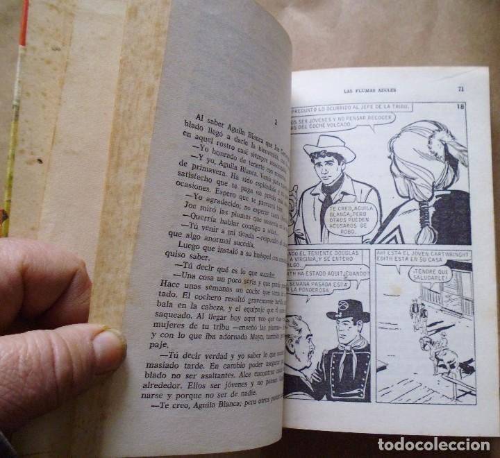Libros antiguos: LOTE Nº 20 BONANZA 3 LIBROS Nº 34-42 Y 62 EDICIONES BRUGERA - Foto 14 - 160052114