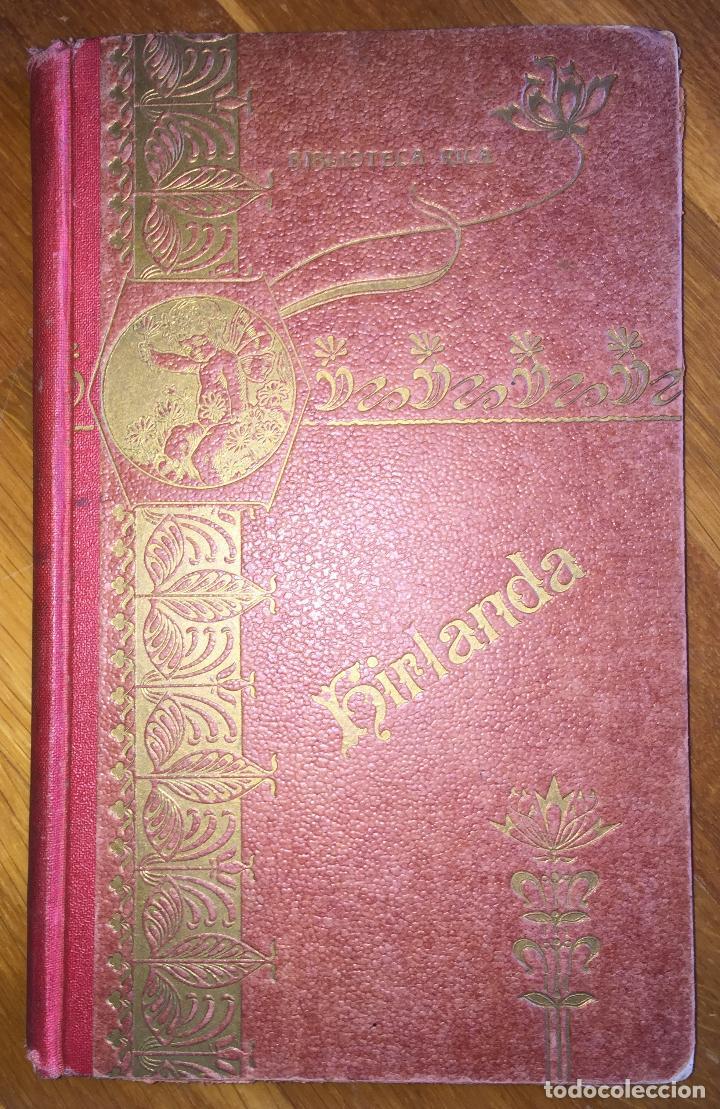 Libros antiguos: CRISTÓBAL SCHMID : HIRLANDA, CONDESA DE BRETAÑA (ROCA Y BROS, 1911) - Foto 2 - 160165566