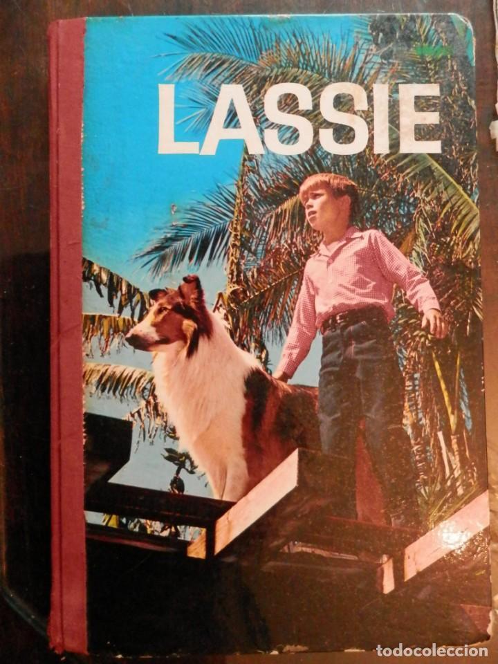 LASSIE EDICIONES LAIDA 1967 (Libros Antiguos, Raros y Curiosos - Literatura Infantil y Juvenil - Novela)