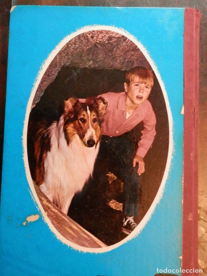 Libros antiguos: LASSIE EDICIONES LAIDA 1967 - Foto 2 - 160700686