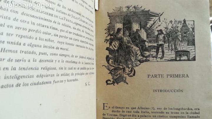 Libros antiguos: BERTOLDO, BERTOLDINO Y CACASENO FF, SIGLO XIX - Foto 3 - 161024126
