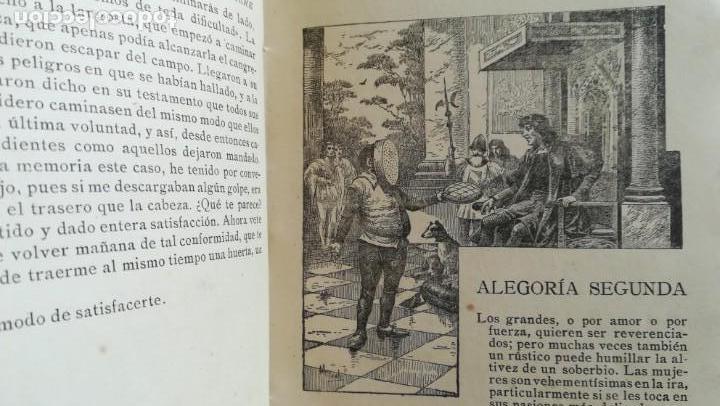 Libros antiguos: BERTOLDO, BERTOLDINO Y CACASENO FF, SIGLO XIX - Foto 5 - 161024126