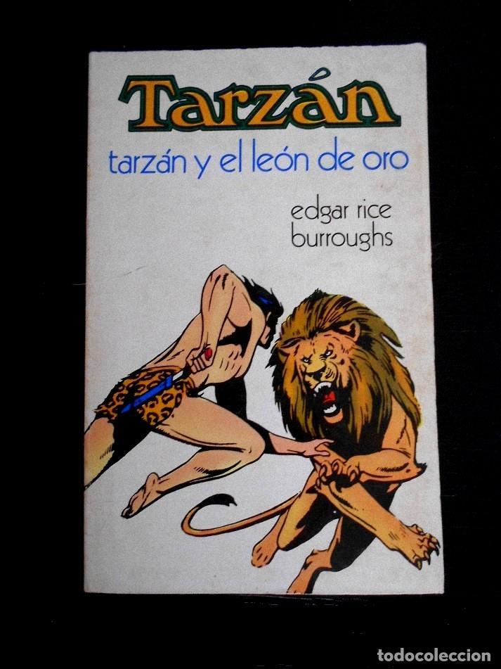 Libros antiguos: Aventuras de Tarzán por Edgar Rice Burroughs - Foto 2 - 161912526