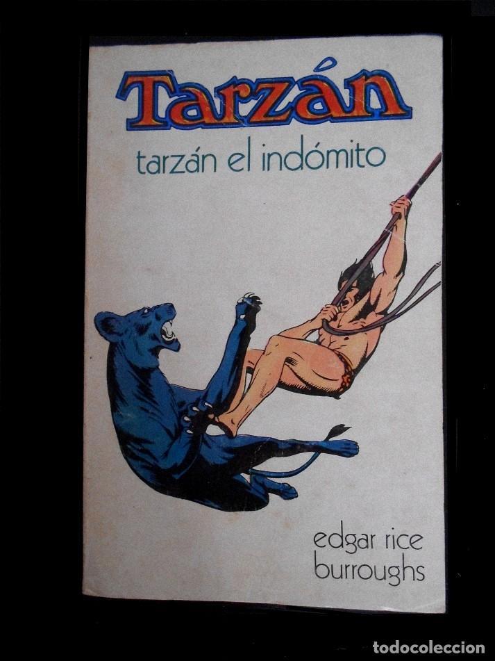 Libros antiguos: Aventuras de Tarzán por Edgar Rice Burroughs - Foto 4 - 161912526