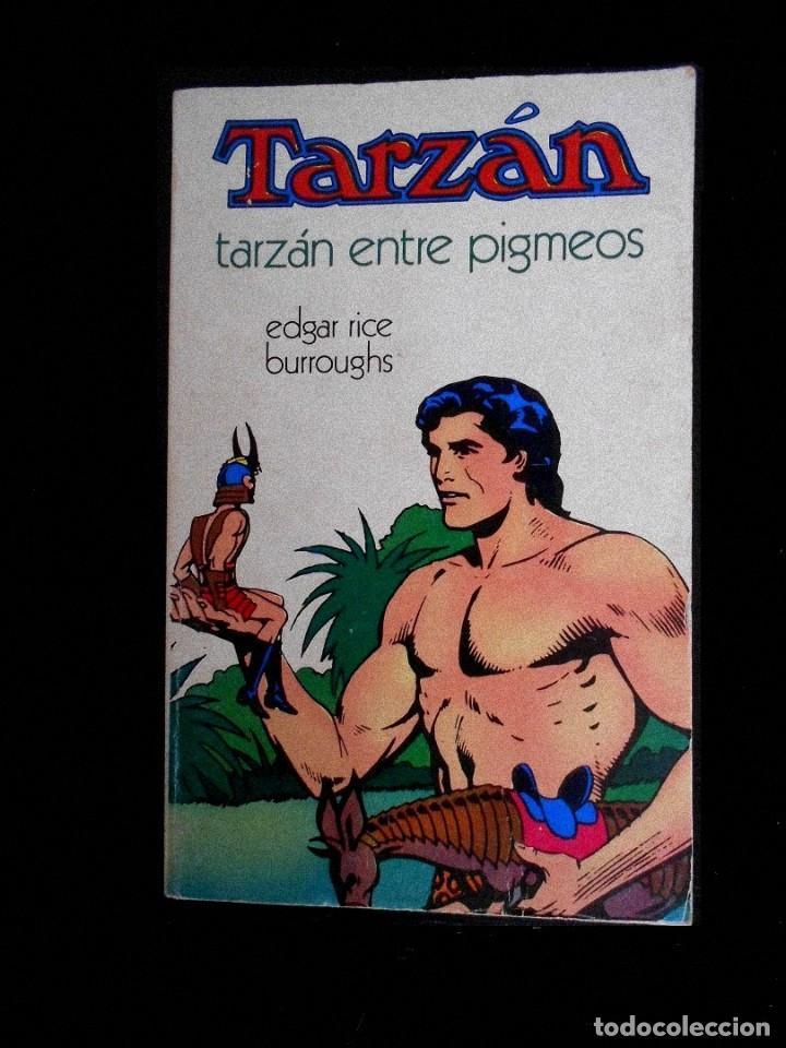 Libros antiguos: Aventuras de Tarzán por Edgar Rice Burroughs - Foto 5 - 161912526