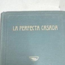 Libros antiguos: LA PERFECTA CASADA. FRAY LUIS DE LEON. DE 1872. . Lote 162966558