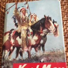 Libros antiguos - LA GUERRA CON LOS COMANCHES. KARL MAY - 163356134