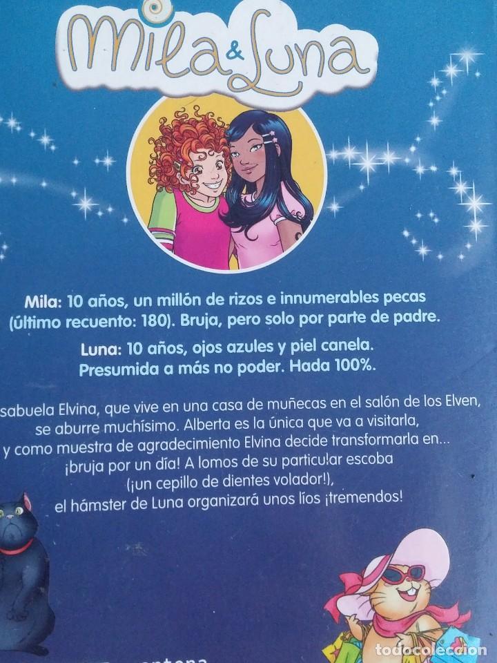 Libros antiguos: Lote 5 libros Mila & Luna. Mondadori - Foto 3 - 164638998