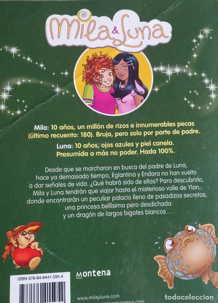 Libros antiguos: Lote 5 libros Mila & Luna. Mondadori - Foto 4 - 164638998