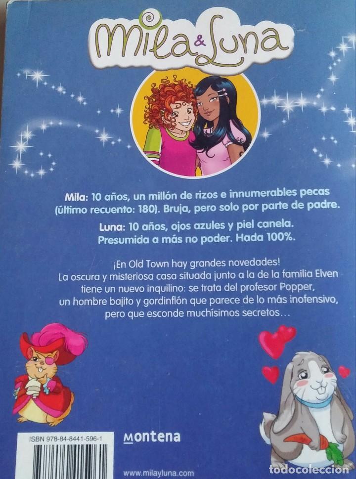 Libros antiguos: Lote 5 libros Mila & Luna. Mondadori - Foto 6 - 164638998