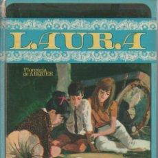 Libros antiguos: EL TESORO OCULTO. LAURA. Nº 3. 1970. Lote 164714974