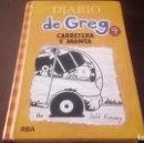 Libros antiguos: DIARIO DE GREG 9 CARRETERA Y MANTA. Lote 164840726